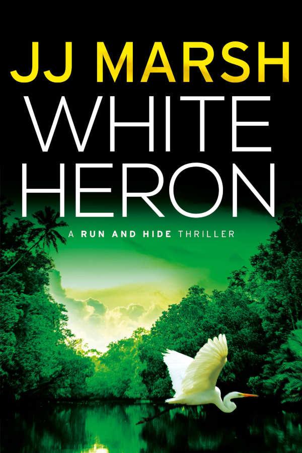 01 White Heron Cover